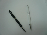 CAPACITIVE STYLUS with Ball point Pen