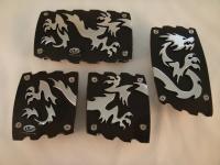 Pedal Pads-Dragon
