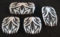 Pedal Pads-Shield