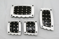 Pedal Pads-Wave/Armor