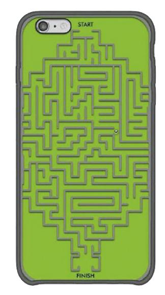 iPhone游戏保护壳 - 疯狂迷宫(B)