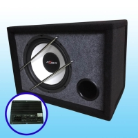 Active Subwoofer Box