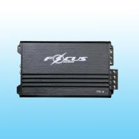 Four Channels Amplifier