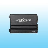 Two Channels Amplifier