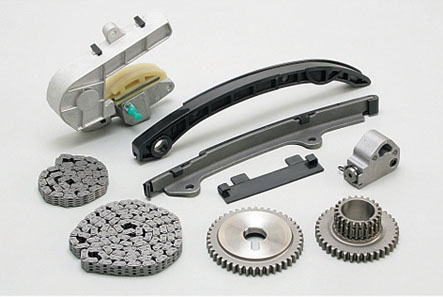 Pulleys, Bearings, Chainwheel