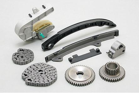 Pulleys, Bearings, Chainwheel