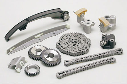 Guide Rails Sprockets