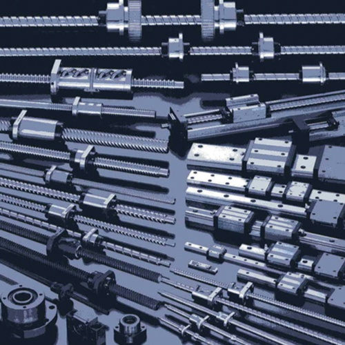 Ball Screws, LM Guide
