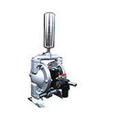 Dual-diaphragm Pneumatic Pump