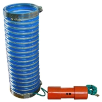 Anti-static-electricirty Device for Circular Conveyor Pipe