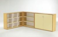 C Concept L-shaped Cabinet