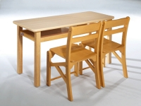 The After-School Class Table