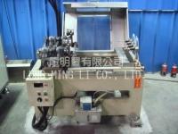 Whipping test machine
