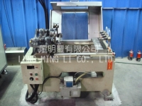 Whipping test machine