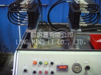 Leakage test machine