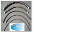 Convoluted PTFE Stainless Steel Braided Hose