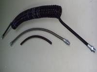Remote coil hose