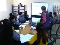 Training class