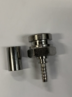 M10*1.0 Female Convex Fitting Set-CR