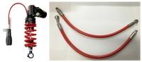 避震器软管