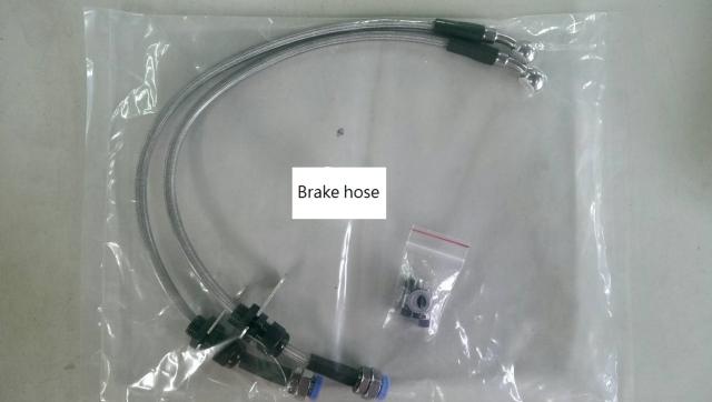 PTFE Brake Hose Set