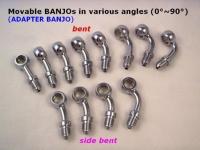 1000 series removable BANJO