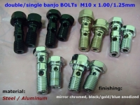 Banjo BOLT Fittings