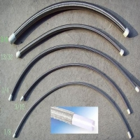 PTFE Stainless Steel Braided Hose