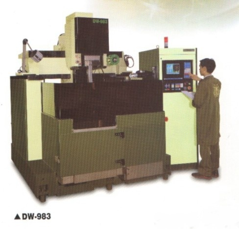 CNC Wire Cut EDM