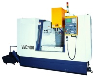 Vertical Machining Center- Box Guide Way