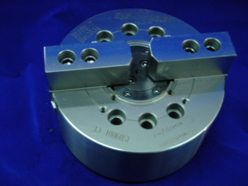 High Speed Thru-Hole Power Chuck
