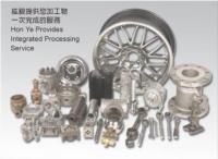 汽機車零件加工代工鑄造模具