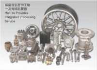 Metal Forming Electroplating Services