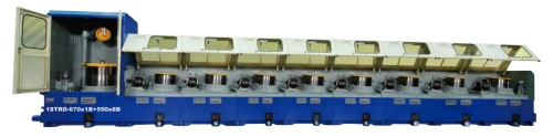 Wire Drawing Machines Turnkey