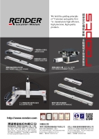CNC旋转工作台, 线性传动器, 线性滑轨, PC-Based控制器
