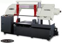 Column Type Semi-Automatic Band Saws Machine