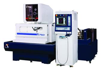 V750 CNC 線切割機