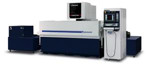 V2000 CNC 線切割機