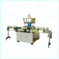 Cens.com Fully Automatic Quantified/ Positioned Liguid Filling Machine DER CHENG MACHINERY CO., LTD.