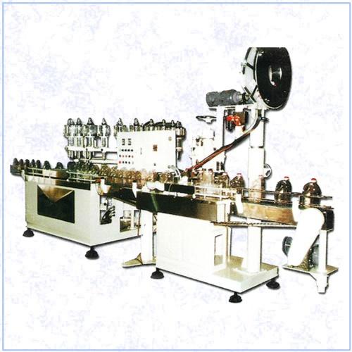 定量式全自动液体充填机