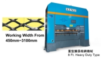 Heavy Duty Expanded Metal Machines