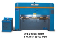 High Speed Expanded Metal Machines