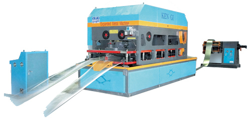 Brickwork Reinforcement Mesh Machine