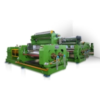 Plastic and Rubber Mixing Equipment
