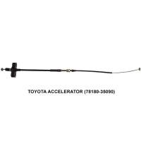 TOYOTA 加油門線 (Auto Cable)汽車導線