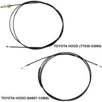 TOYOTA 擎盖拉线or油箱盖拉线or后箱盖 (Auto Cable)