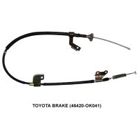 BOWLING Accelerator / Clutch / Brake / Packing / Hood / Speedometer (Auto Cable)