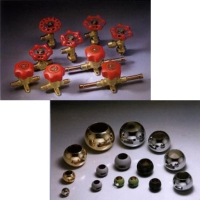 Metallic Watercraft Parts