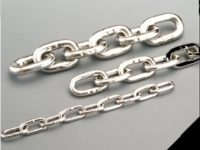 stainless steel proof coil chain argon welded