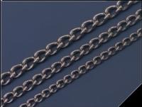 Steel / Stainless steel twist link chain